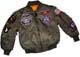 Kid's MA-1 Flight Jacket