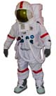 Apollo 17 Spacesuit Replica