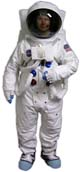 Deluxe Apollo Astronaut Spacesuit