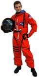 Deluxe Space Shuttle ACES Spacesuit